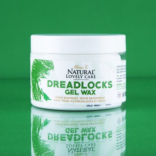 Dreadlocks – Gel Wax Natural Lovely Care