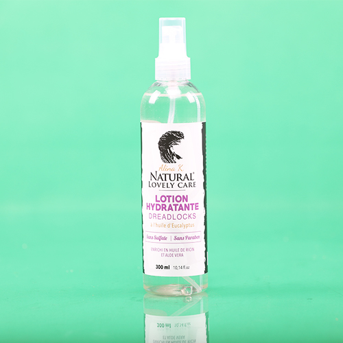 LOTION HYDRATANTE LOCKS Natural Lovely Care