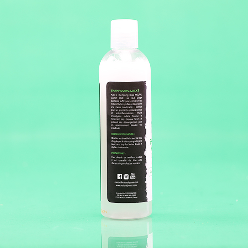 SHAMPOOING LOCKS DOS1 Natural Lovely Care
