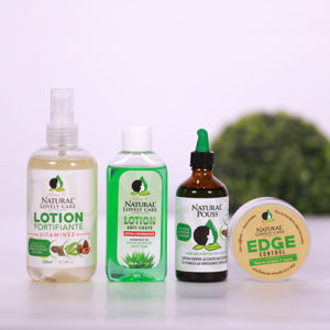 Pack alopécie-chute Natural Lovely Care
