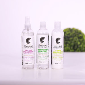 Pack dreadlocks fraicheur Natural Lovely Care