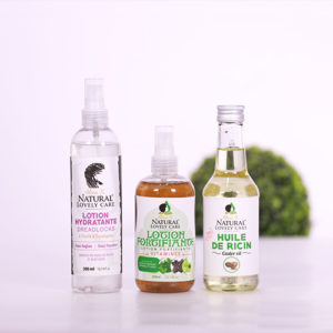 Pack hydratation+nutrition Natural Lovely Care